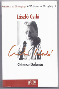 John Batki - English translation of 20th Century Hungarian literature - Chinese Defense (2001)