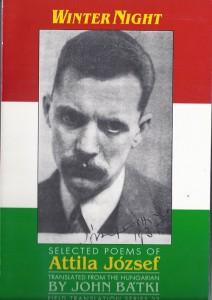 John Batki - English translation of 20th Century Hungarian literature - WINTER NIGHT (1997)